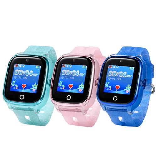 Детские gps часы smart baby watch KT01