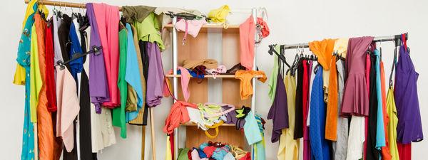 перебираем гардероб