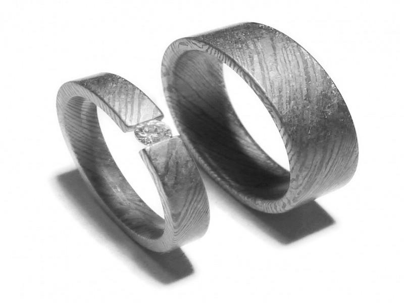 платиновые кольца