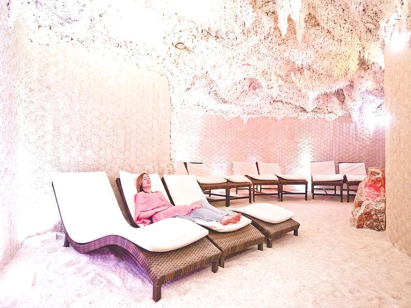 оздоровление в соляных пещерах