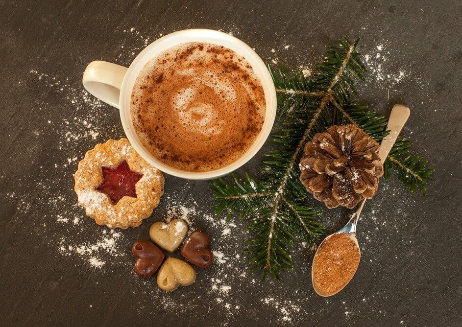 какао заменит кофе