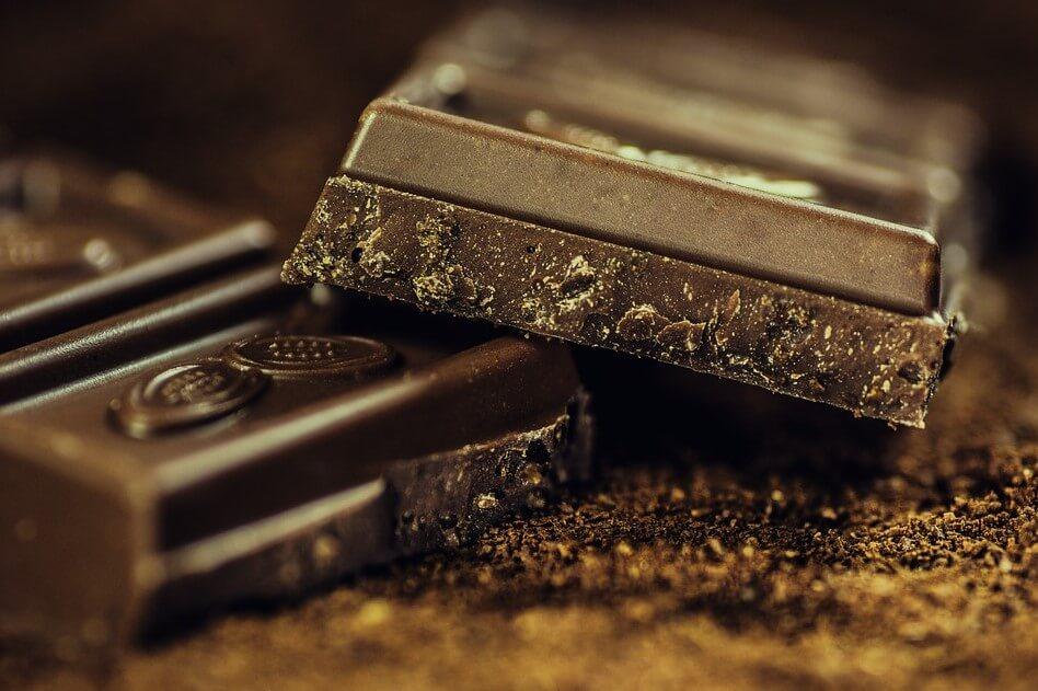 горкий шоколад заменитель сладкого