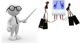 аналог электрофореза в быту